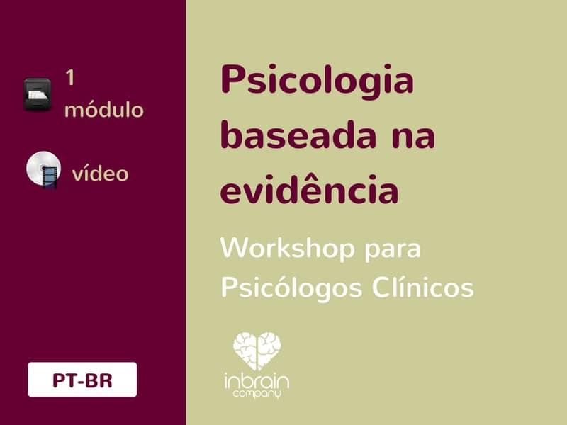 Psicologia baseada na evidência