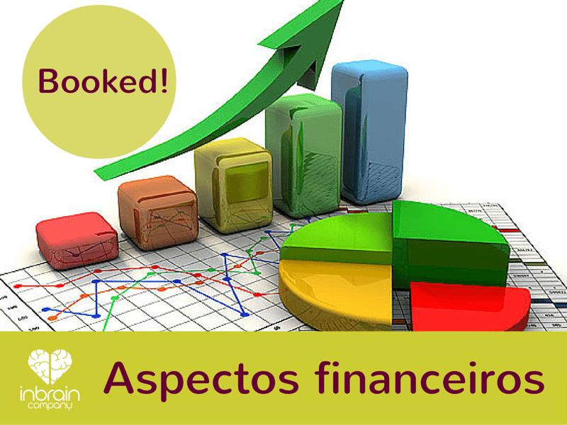 Booked - aspectos financeiros