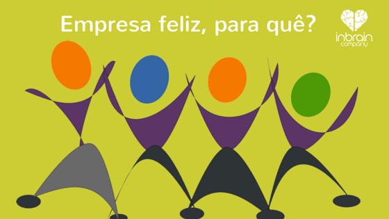 Empresa feliz