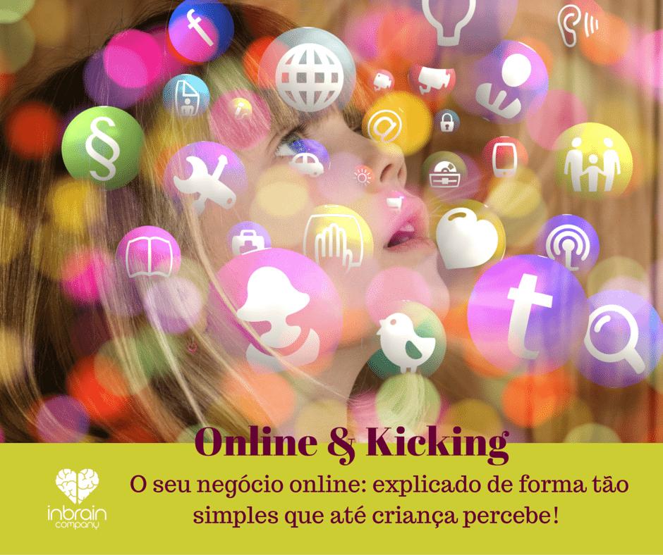 Online & Kicking - simples
